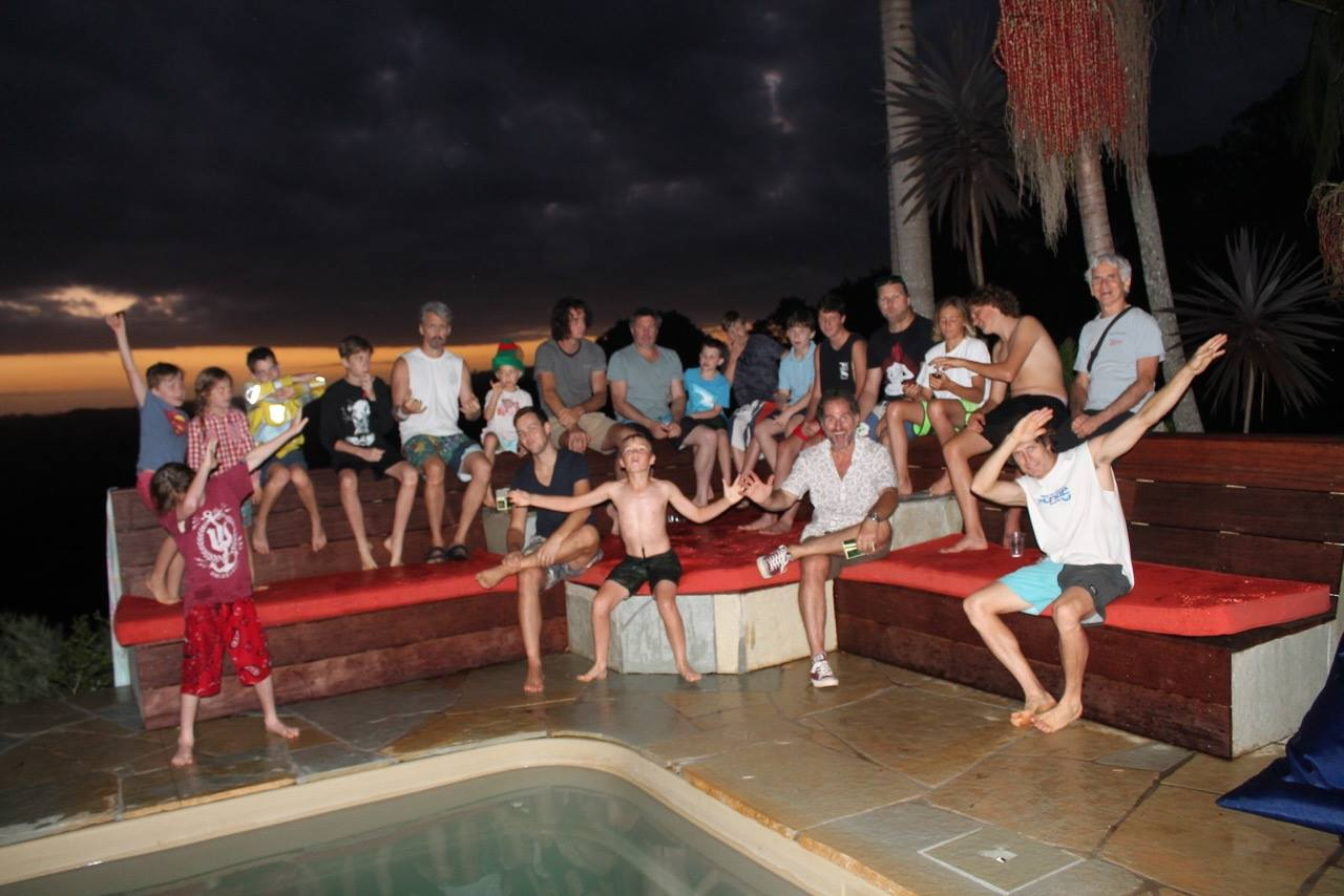 Uncle-Project-Byron-Bay-Group-Xmas Party Group Pic
