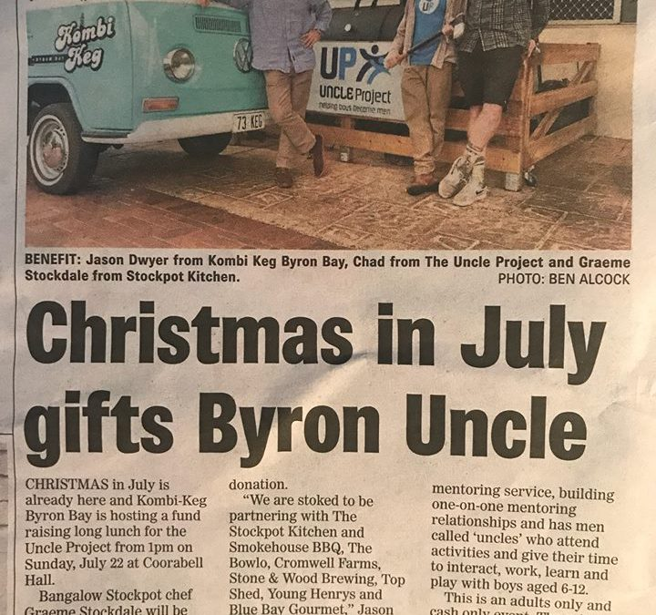 Byron Shire News – Christmas in July Gifts Byron Uncle